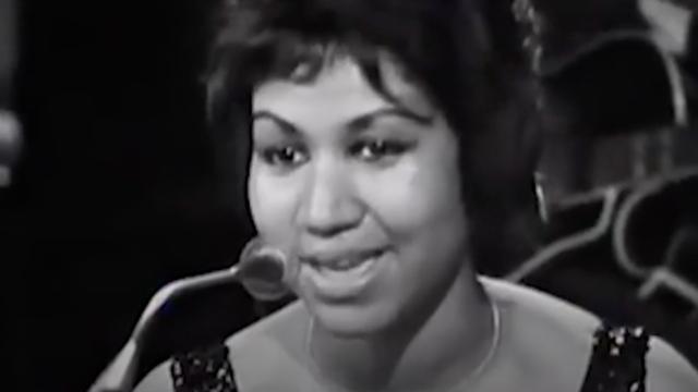 Vijf legendarische optredens van Aretha Franklin