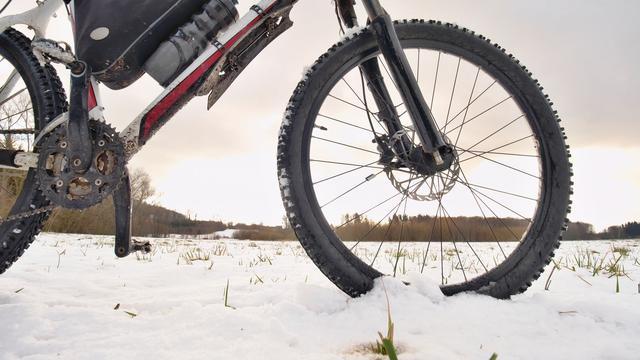 Winterfiets Elfstedentocht - Friesland