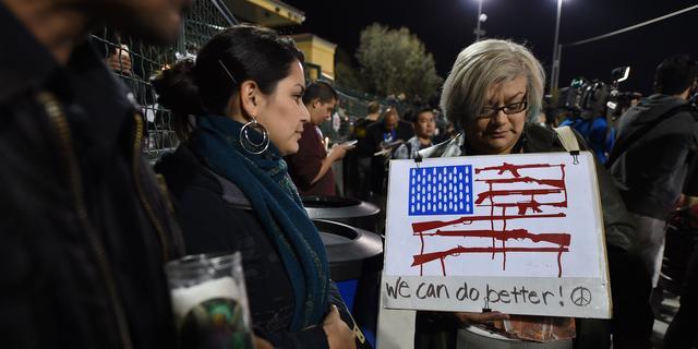 'Daders aanslag San Bernardino al langer geradicaliseerd'