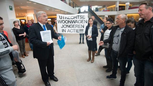 Utrecht gaat standplaatsen woonwagens niet uitbreiden