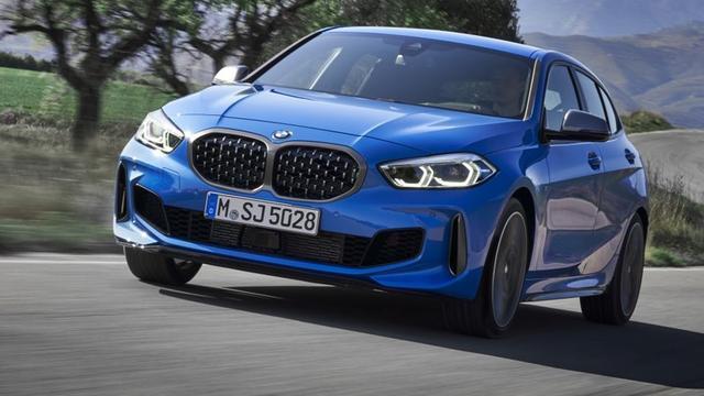 BMW toont nieuwe 1-serie met voorwielaandrijving