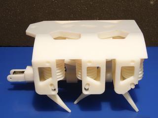 'Robot kan praktisch zelf uit printer lopen'