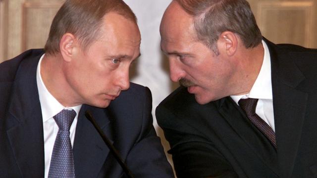 Rusland en Wit-Rusland leggen geschil bij
