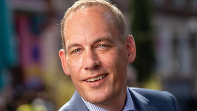 Oud-raadslid Arjan Kleuver nieuwe voorzitter Centrummanagement Utrecht