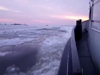 'IJsschotsen Markenmeer belemmeren veilige doorgang'