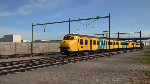 Treinen rijden weer tussen Groningen en Assen