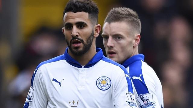 Drietal Leicester genomineerd voor Speler van het Jaar in Engeland
