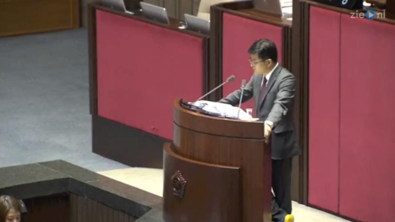Zuid-Koreaanse parlement breekt record met filibuster