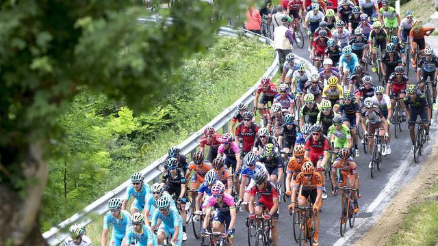 Liveticker Giro: Renners in finale van snelle twaalfde etappe