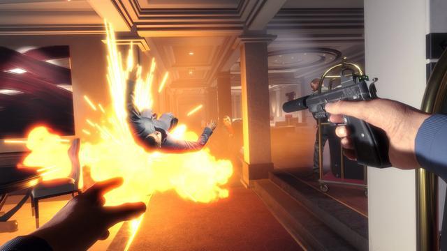 Review: VR-spel Blood and Truth maakt speler onderdeel van actiefilm