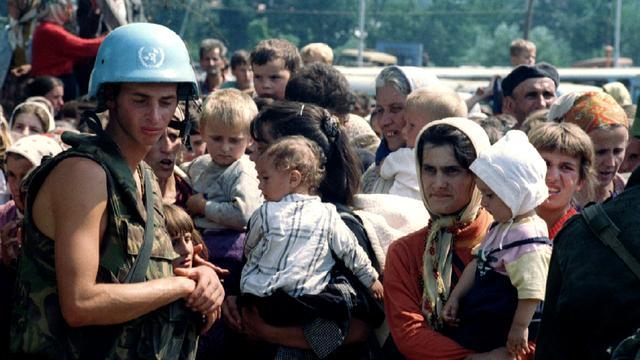 Hoe de genocide in Srebrenica zich 25 jaar geleden ontvouwde