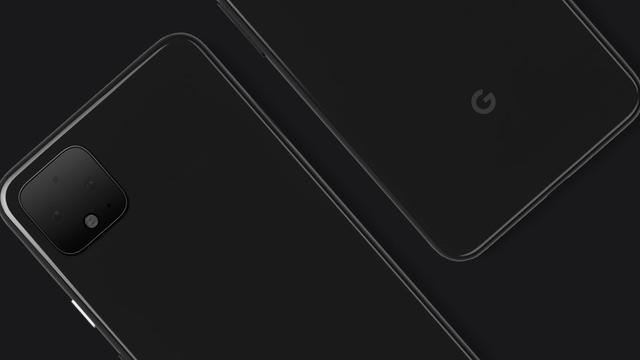 Google toont uiterlijk van nieuwe Pixel 4-telefoon