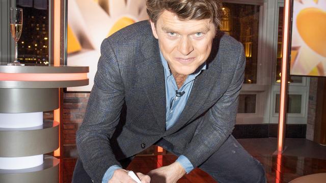 Beau van Erven Dorens krijgt tegel op RTL Walk of Fame