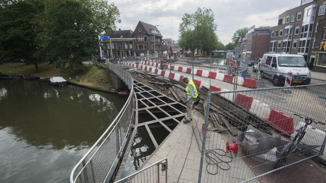 Krommerijnbrug moet weer hersteld worden na inschattingsfout gemeente