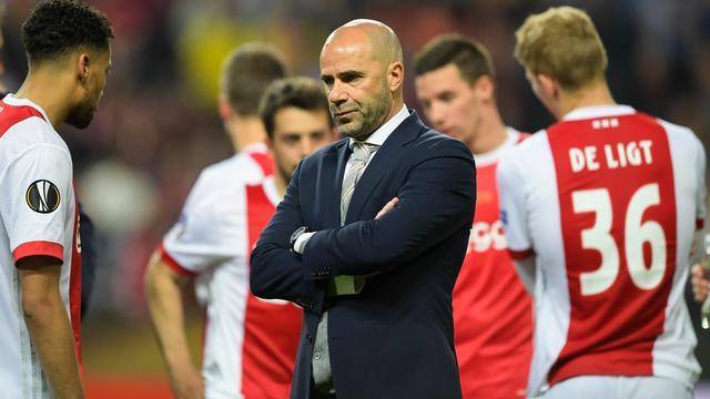 'Ajax-coach Bosz kan miljoenencontract tekenen bij Borussia Dortmund'