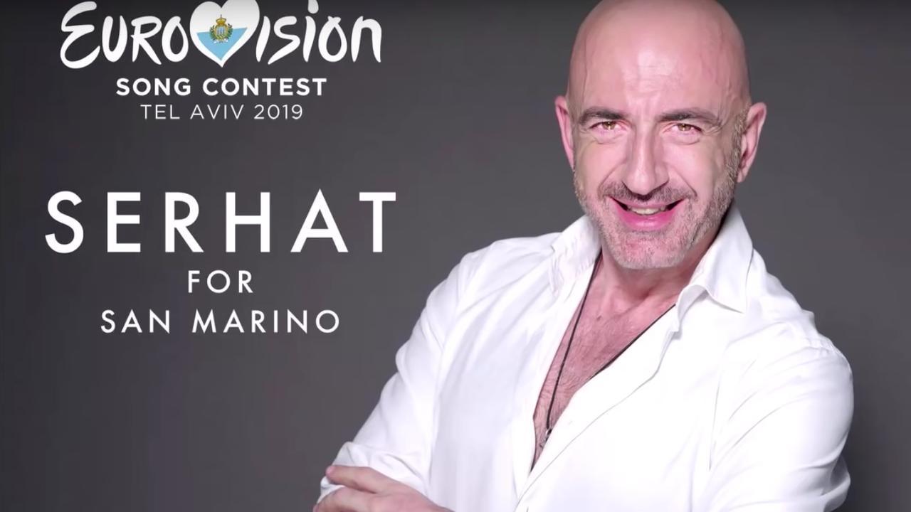 San Marino - Serhat - Say Na Na Na
