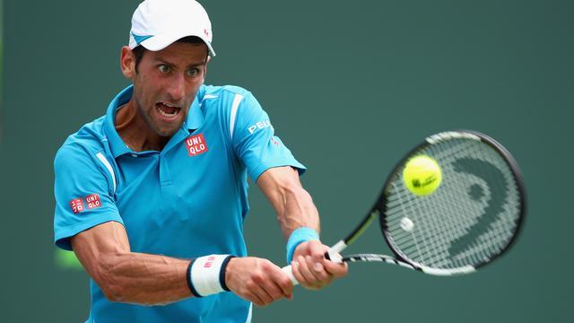 Titelverdediger Djokovic stuit op Nishikori in derde finale op rij in Miami