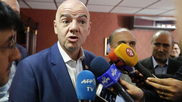 Infantino benadrukt dat organisatie WK 2026 eerlijk wordt toegewezen