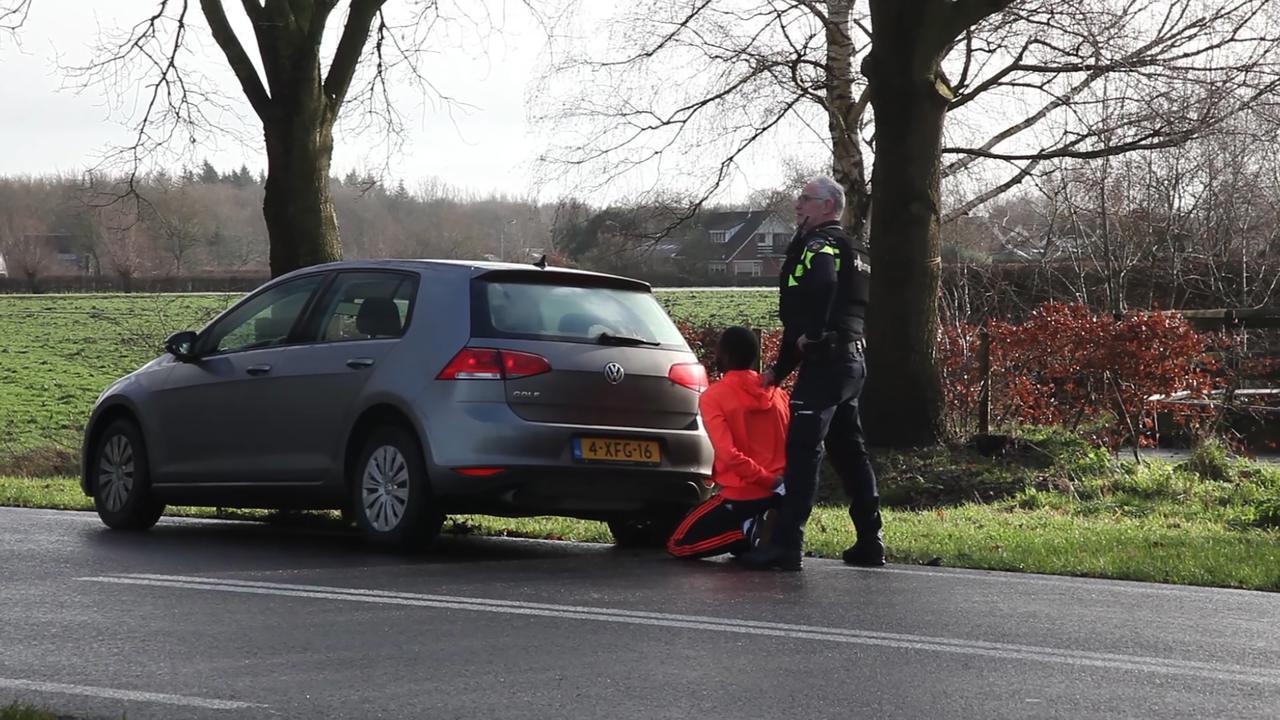 Politie houdt vier personen aan na mislukte ontsnappingspoging Zutphen
