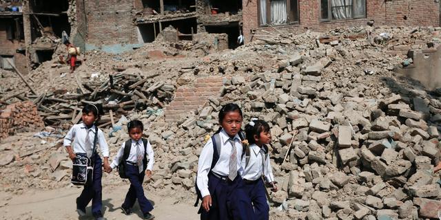Nepal vraagt om miljarden voor wederopbouw na aardbeving