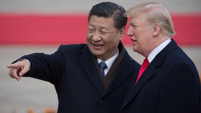 Trump: Deadline handelsdeal met China wordt mogelijk uitgesteld