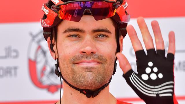 Dumoulin had verwacht in betere vorm te steken in Ronde van de VAE