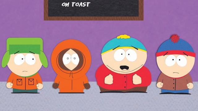 Makers South Park bieden China spottend 'excuses' aan