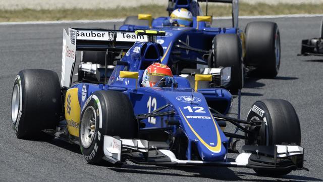 Sauber verlengt contract van coureurs Ericsson en Nasr