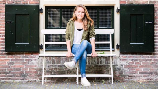 Instagrammer Annegien (17) verkozen tot jongere van het jaar