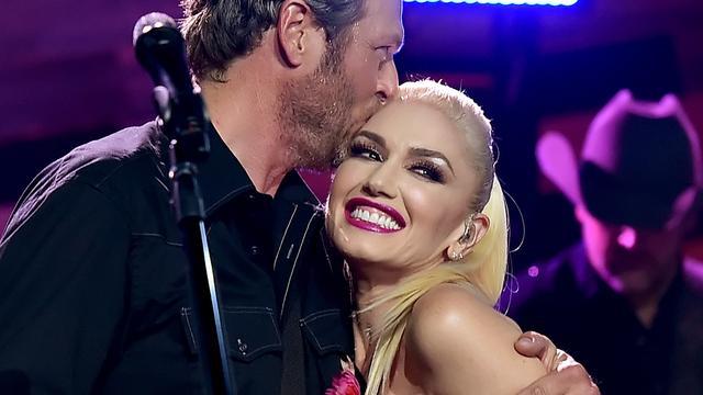 'Gwen Stefani en Blake Shelton huren huwelijksplanner in'