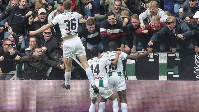 FC Groningen hekkensluiter af, De Graafschap laat langs Willem II