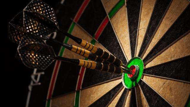 Kings of Darts - Brabanthallen, Den Bosch
