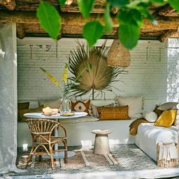 Lekker loungen in de tuin: zo maak je de perfecte loungeplek