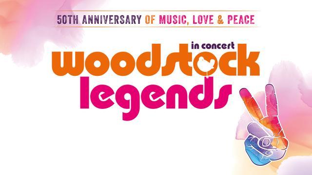 Jaren zestig herleven tijdens Woodstock Legends in het Concertgebouw