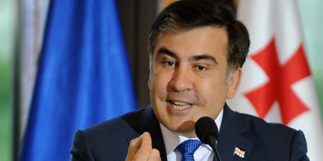 Georgische oud-president Saakasjvili treedt af als gouverneur Oekraïne