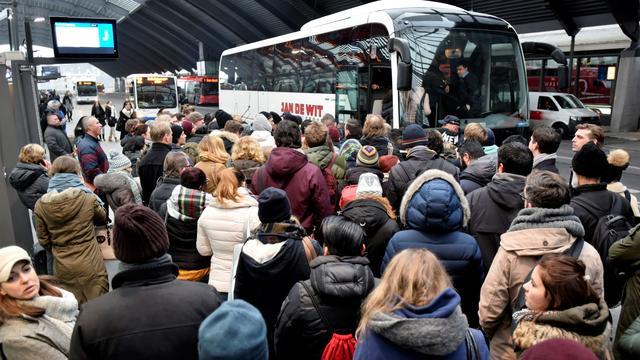 Treinstoring Amsterdam, Schiphol en Utrecht na stroomuitval