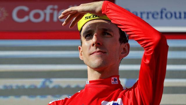 Yates na 'makkelijkste rit deze Vuelta' op zijn hoede voor Valverde en Mas