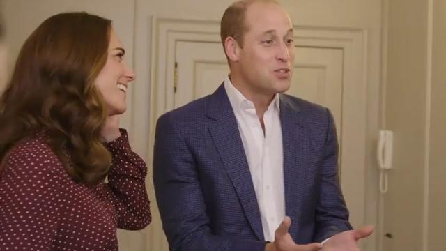 Prins William: 'George is net als zijn oma dol op dansen'