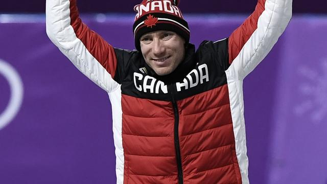 Dankbare Bloemen ziet zilver als beloning voor zijn Canadese team