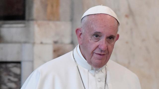 Paus benoemt zeventien nieuwe kardinalen
