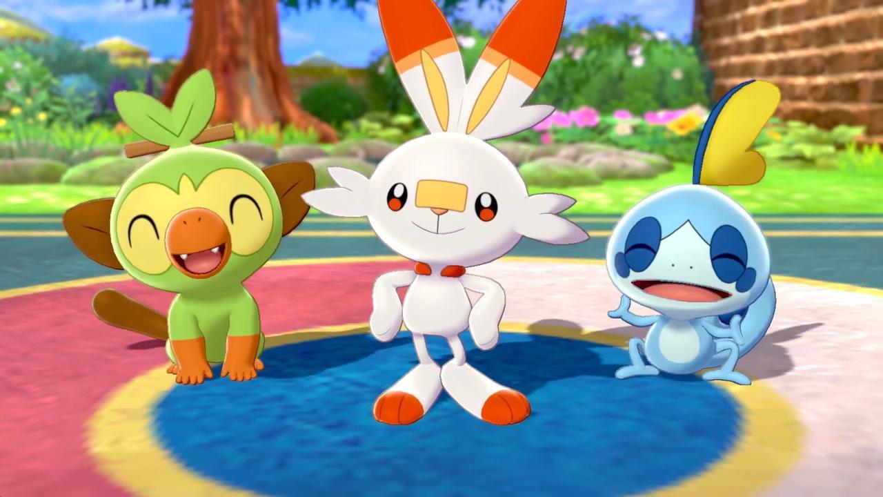 Nintendo presenteert spelprincipe nieuwe Pokémon-games in trailer