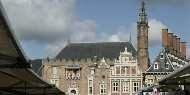Tentoonstelling 'Rondje Haarlem-Centrum' geopend in Architectuurcentrum
