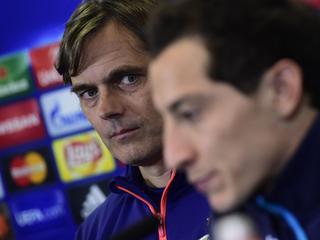 Trainer Cocu wil opstelling voor Champions League-duel nog niet prijsgeven