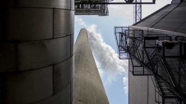 CO2-uitstoot 2,5 procent gestegen in eerste kwartaal