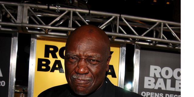 Rocky-acteur Tony Burton (78) overleden