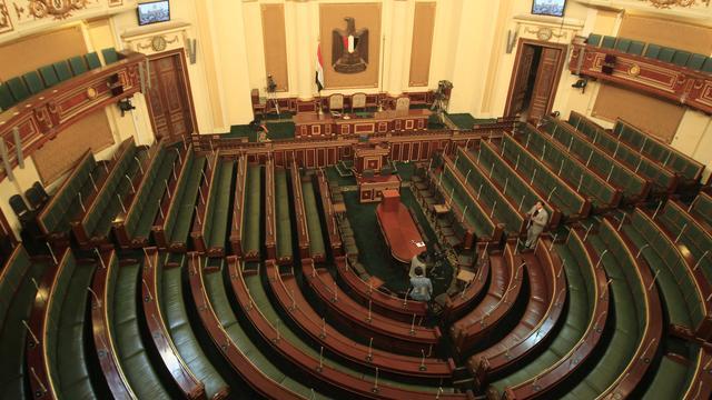 Parlement Egypte komt na drie jaar weer bijeen
