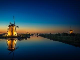 Aantal buitenlandse toeristen in Nederland groeide in 2016 tot ruim 15,8 miljoen