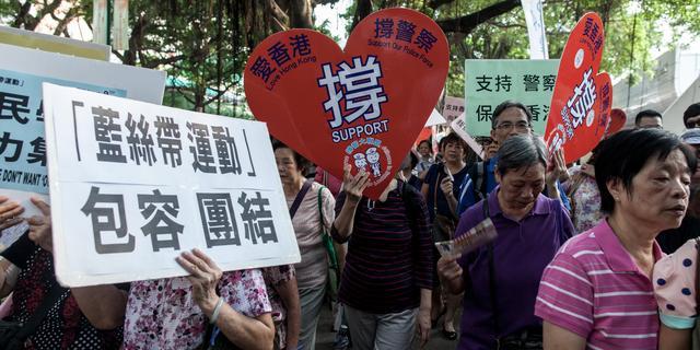 Hongkong vervolgt tientallen prodemocratische activisten voor 'ondermijning'