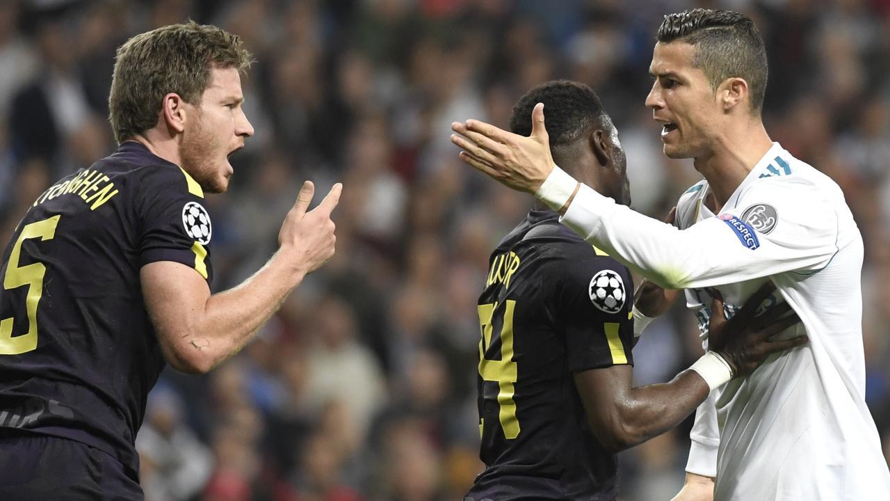Samenvatting Real Madrid-Tottenham Hotspur (1-1)