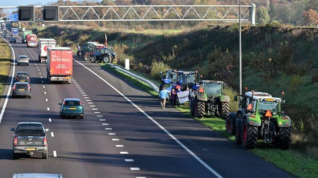 Organisator van boerenprotest verwacht veel meer activisten dan voorzien